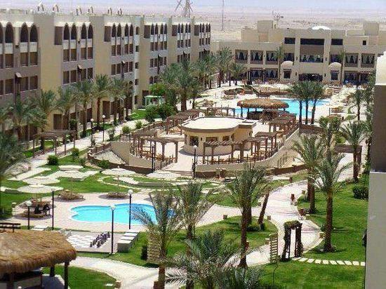 Фото - Nubia Aqua Beach Resort 5 * (Єгипет / Хургада): фото та відгуки туристів