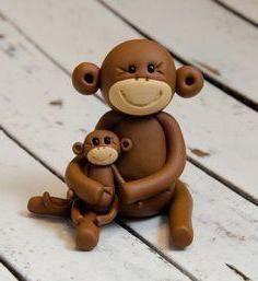 мавпочка своїми руками на новий рік
