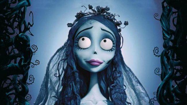 труп нареченої макіяж