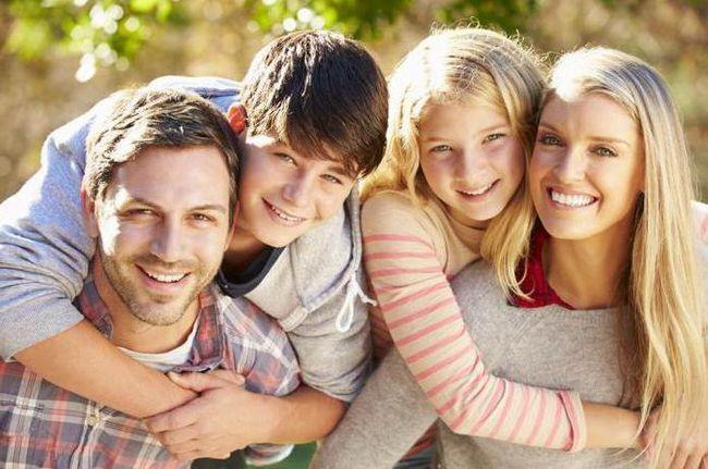 Фото - Загальні інтереси і справи сім'ї. Роль сім'ї в житті дитини і суспільства