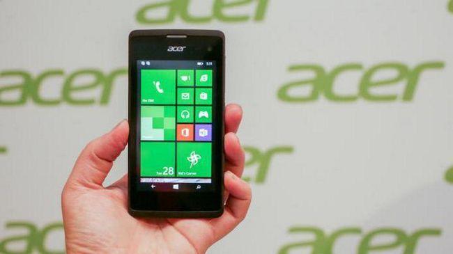 Фото - Огляд Acer Liquid M220