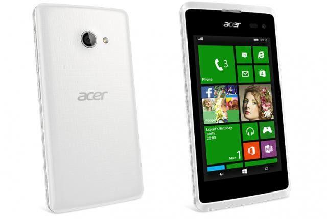смартфон acer liquid m220