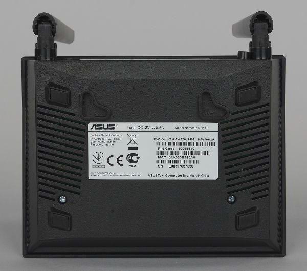як налаштувати роутер ASUS RT-N11P
