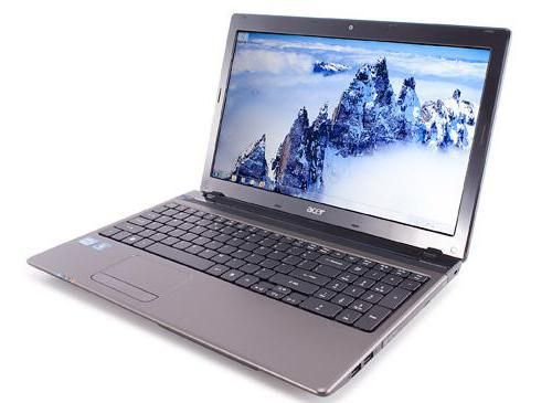 acer 5750 series