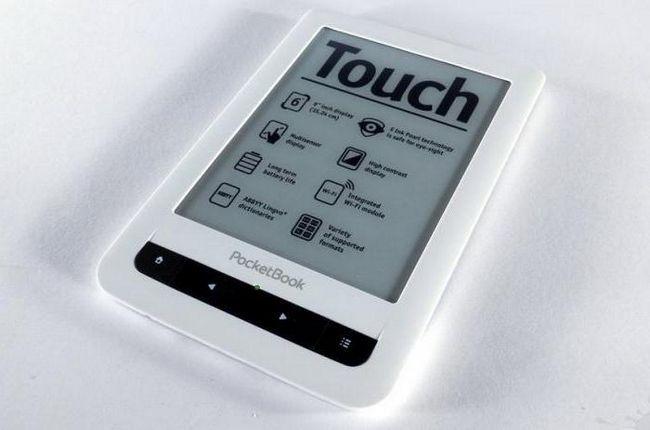 Фото - Огляд PocketBook 622: характеристики, відгуки