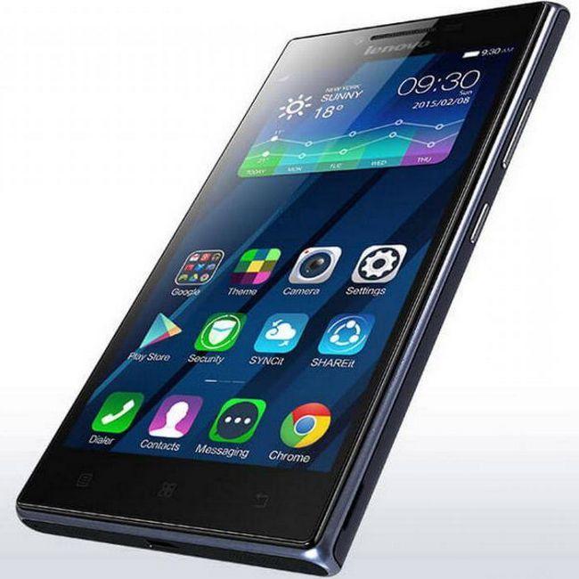 Телефон Леново Р70