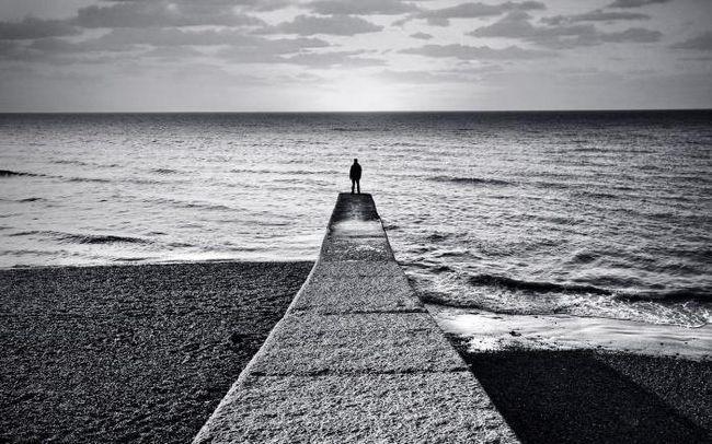 Фото - Одинокі люди. Боротьба з самотністю