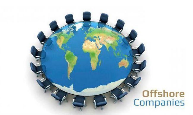 реєстрація офшорних компаній
