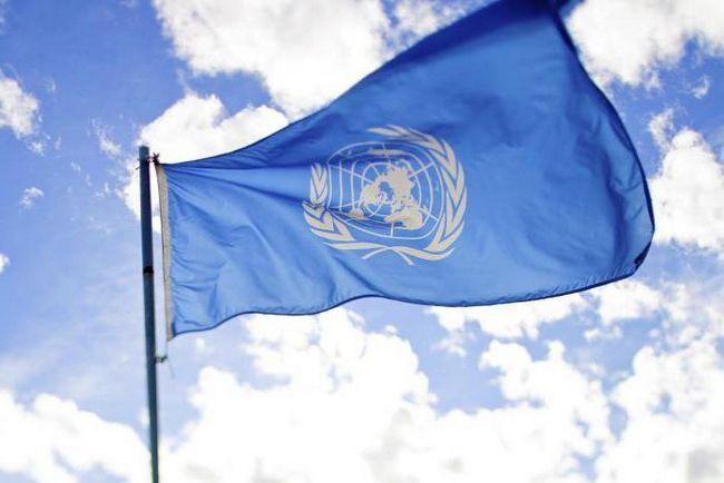 офіційними мовами ООН визнала