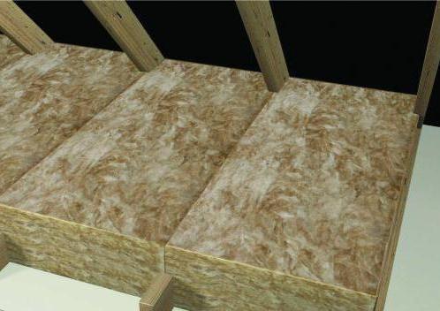 обробка вогнезахисним складом дерев'яних конструкцій горища
