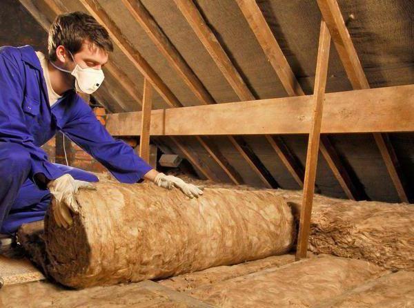 вогнезахисна обробка дерев'яних конструкцій горищних приміщень будівель