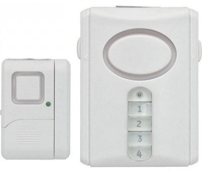 gsm сигналізація на двері квартири