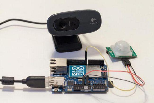 установка gsm сигналізації і відеоспостереження в квартирі