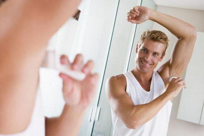 дезодорант для чоловіків