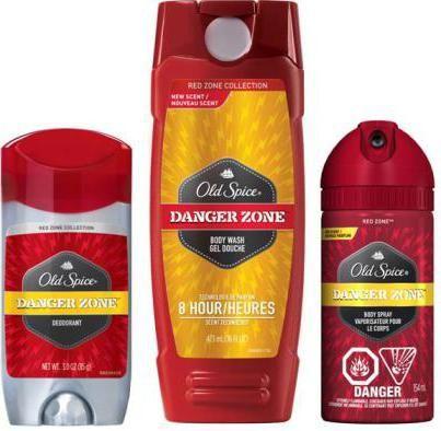 олд спайс дезодорант для чоловіків