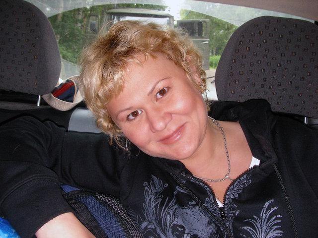 Фото - Ольга Максимова - радіоведуча з великої літери