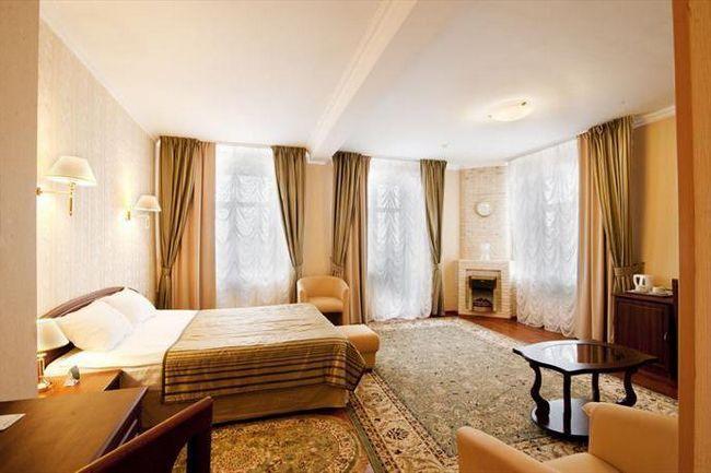 Готель Слов'янка Москва
