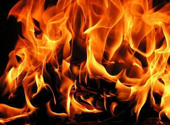 Визначення поняття пожежа