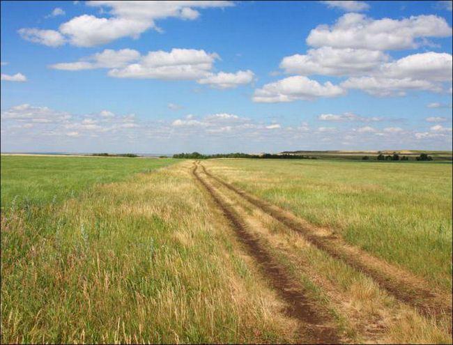 Фото - Оренбурзька область. Природа Оренбурзької області (фото)
