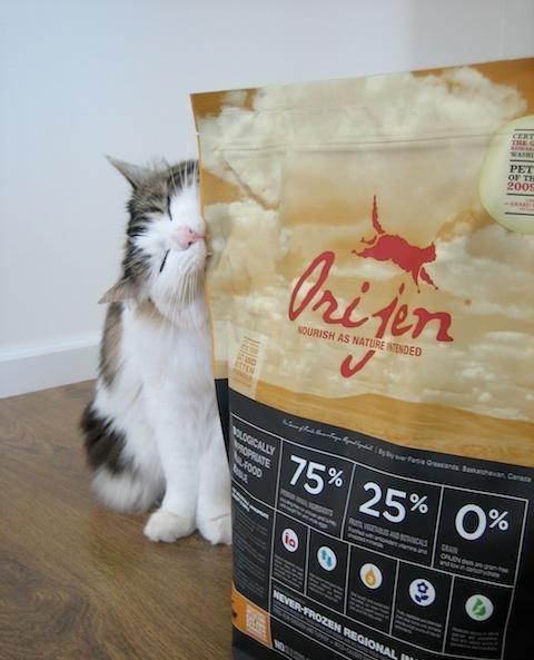 Фото - Orijen - корм для котів всіх порід