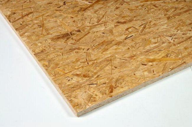 Фото - ОСБ-плита для підлоги: види, ціни, відгуки. Вирівнювання підлоги ОСБ-плитою