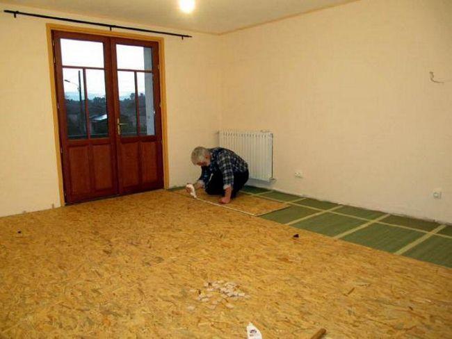 осб плита для підлоги відгуки