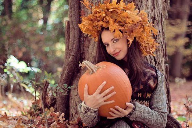 Фото - Осіння фотосесія: ідеї для дівчини. Як залишити пам'ять про минаючої осені?