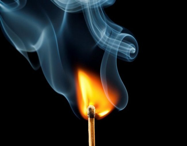 Фото - Основні причини пожежі в побуті