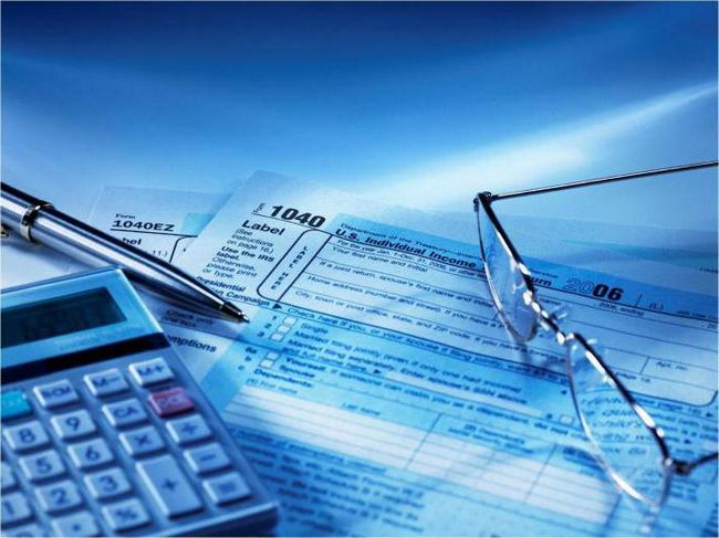 види податкових систем в рф