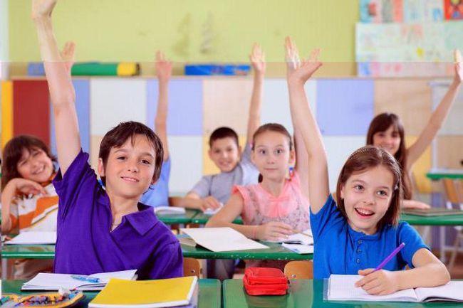 основні види навчальної діяльності учнів по ФГОС