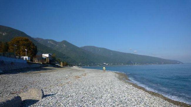 Новий рік в Абхазії відгуки