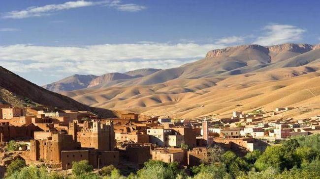 Марокко жовтня відгуки
