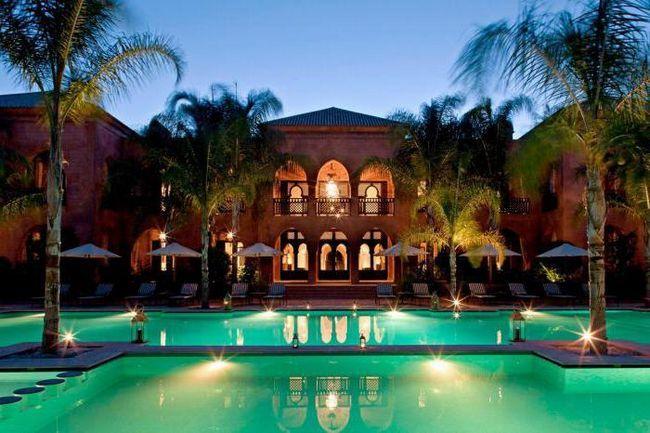 Температура води в марокко в жовтні