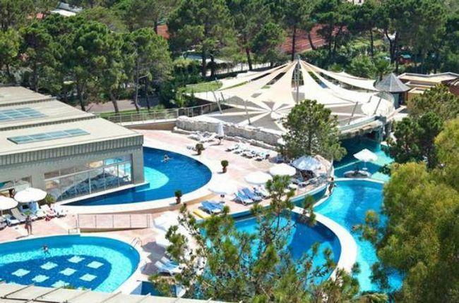 готелі сиде 5 зірок на першій лінії в Туреччині ціни