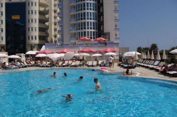 Фото - Готель Blue Camelot Beach Hotel 4 *, Туреччина: опис, характеристика та відгуки туристів