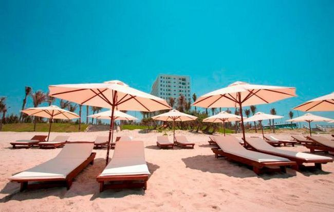 dessole sea lion beach resort spa 4 фото