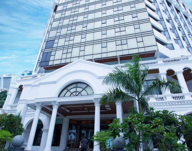 grand sole hotel pattaya