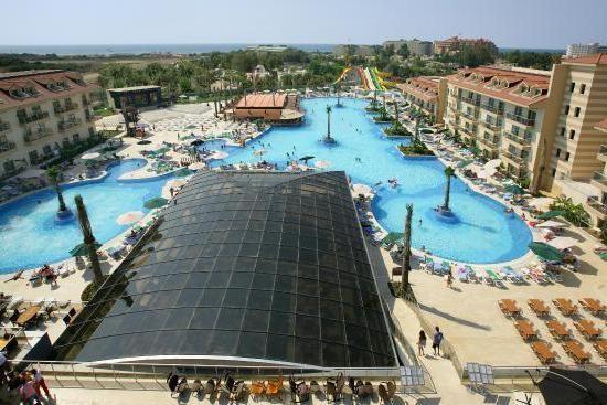 Фото - Готель Hestia Resort Spa 5 *, Туреччина, Сіде: огляд, опис, характеристики та відгуки