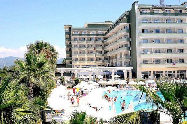 holiday garden resort hotel 5