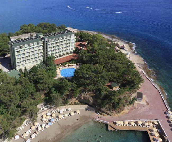 Фото - Готель Incekum West Otel 4 * (Туреччина, Аланія): фото, опис.