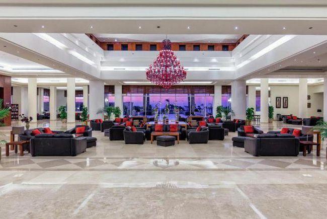 Єгипет Хургада готель клеопатра 5 відгуки