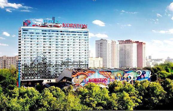 готель Корстон Москва