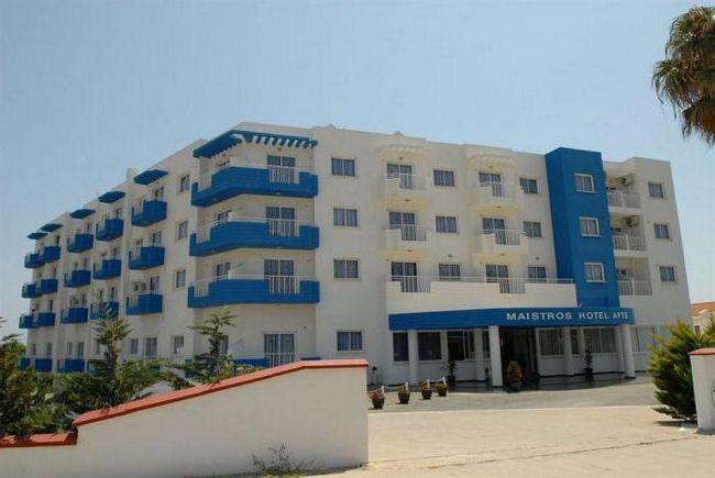 Протарас Maistros Hotel Apts Class A 4