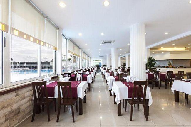 vera seagate resort belek
