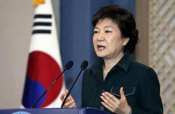 Сеул Південна Корея президент