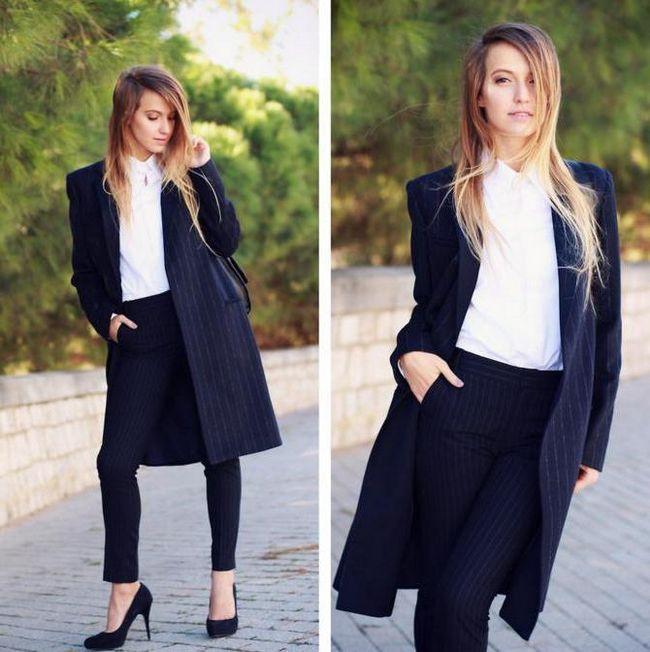 пальто манго фото