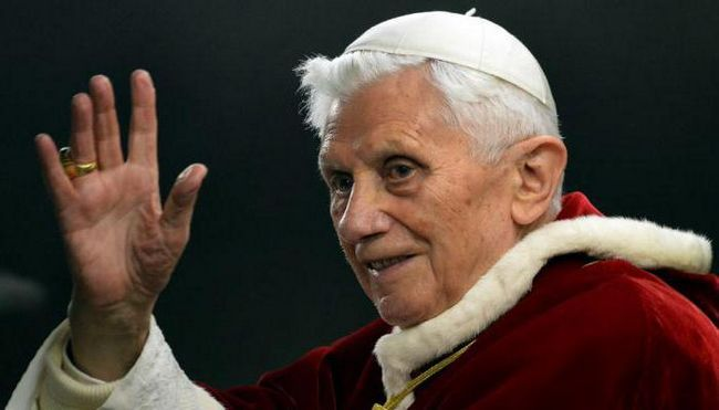 Фото - Папа Бенедикт XVI: біографія та фото