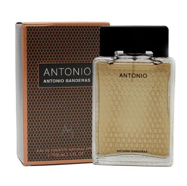 парфум Антоніо Бандерас