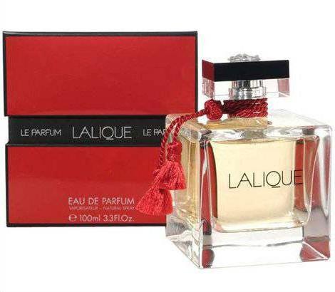 lalique le parfum відгуки