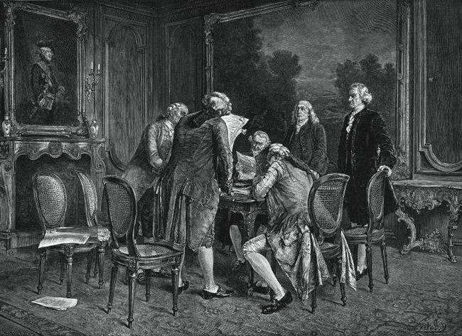 відміна паризького мирного договору